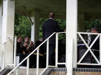 Mousehold Heath Bandstand - 21st June 2015