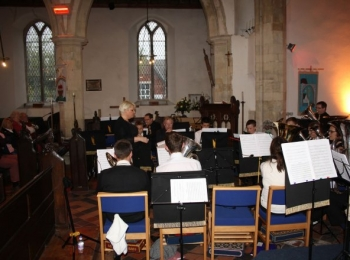 Stalham Spring Concert - 2nd May 2015
