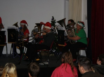 Academy Christmas Concert - 2nd December 2016