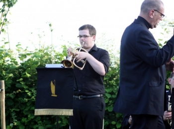 Brass on the Grass - 4th July 2015