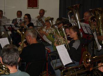 Cheltenham Rehearsal - 12th September 2014