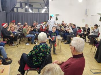 Christmas Music and Carols open rehearsal, Neatishead - 13th December 2019