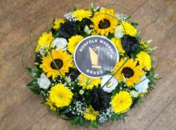 Funeral of Dave Cassady, Stalham - 19th December 2018
