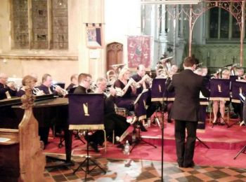Martham Church Remembrance Concert - 9th November 2012