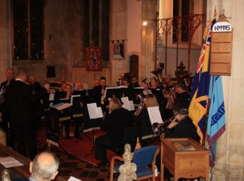 Martham Remembrance Concert - 11th November 2016