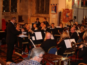 Martham Remembrance Concert - 6th November 2015