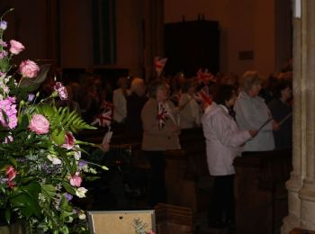 North Walsham Flower Festival - 8th June 2013