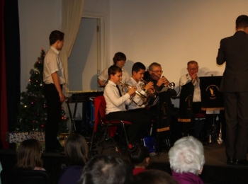 NWB Academy Band - Christmas Concert - 18th December 2015
