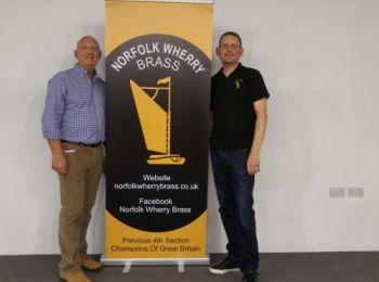 Publicity Banner presentation Neatishead - 24th April 2018
