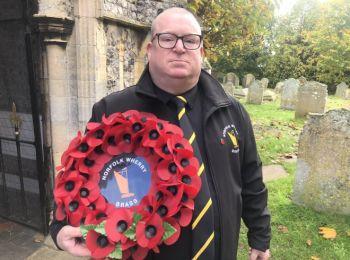 Remembrance Service, Stalham - Sunday 10th November 2019