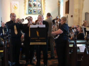 'Spring Concert' Stalham - 26th May 2018