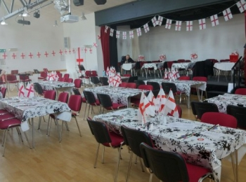 St George's Dinner Neatishead - 21st April 2018