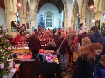 Stalham Christmas Tree Festival - 2nd to 10th December 2017