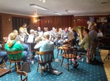 Contest Reheasal -Wroxham F.C. 12th March 2018